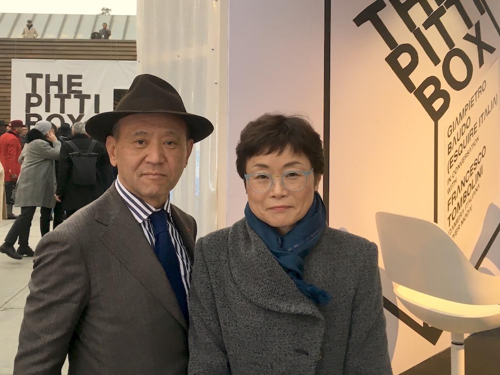Hiroaki and Hitomi