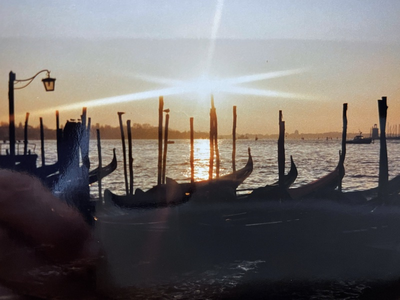 初めてイタリアに行った冬2 ヴェネチア篇(2021/6/29)