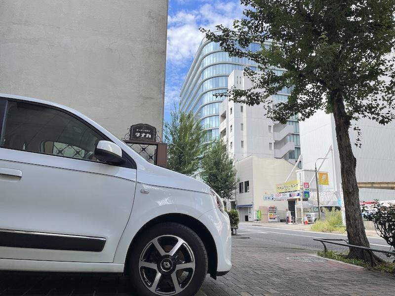洗車好適日(2021/9/19)